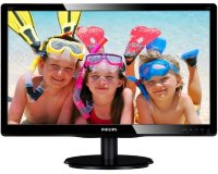 "Philips 21.5"" V-line 226V4LAB/00 Full HD LED monitor"