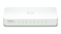 D-Link GO-SW-8E/E 8‑Port Fast Ethernet Easy Desktop Switch
