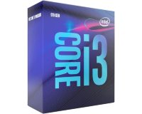 Intel Core i3-9100 Processor (6M Cache, up to 4.20 GHz) Box