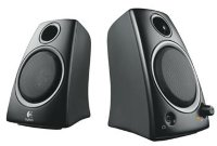 Logitech Z130 5W 2.0 Speakers / Black