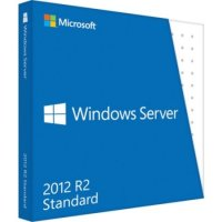 Windows Server 2012 Standard R2 64-bit