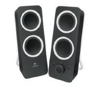 Logitech Z200 5W 2.0 Speakers