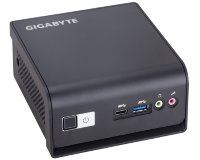 Gigabyte GB-BLCE-4105R BRIX Mini PC Intel Quad Core J4105 1.50 GHz(2.50 GHz)