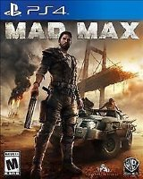 Sony PS4 MAD MAX