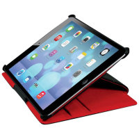 "Port designs 7"" Port Case Tapei Mini Ipad Case Black/Red"