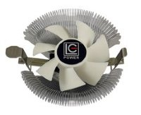 LC Power Cosmo Cool LC-CC-85 - CPU cooler, 80mm fan, 800-2200 rpm