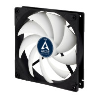 Arctic Cooling F14 3-Pin fan with standard case