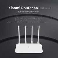 Xiaomi Mi Router 4A (Dual Band, Global Version, Gigabit Edition)