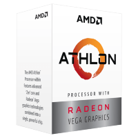 AMD Athlon 200GE 3.2GHz