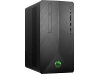 HP Pavilion Gaming Desktop 690-0003ny Intel i5-8400/8GB/2TB/GTX1050Ti 4GB/DVDRW, 5KS25EA