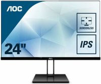 "AOC 24V2Q 23.8"" Full HD IPS monitor"