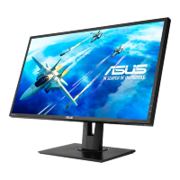 "Asus 24"" VG245HE Full HD 1ms GameFast Input Technology Free-SYNC  gaming monitor"