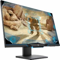 "HP 25mx 24.5"" Full HD TN 144Hz 1ms FreeSync Gaming Monitor, 4JF31AA"