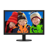 "Philips 23.8"" V-line 240V5QDSB/00 Full HD IPS LED monitor"