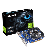 Gigabyte nVidia GeForce GT 420 2GB DDR3 128 bit, GV-N420-2GI (rev.3.0)