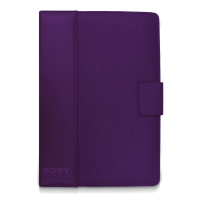 "Port designs 10.1"" Port Case PHOENIX IV Universal Purple"