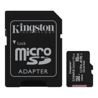 Kingston MicroSDHC Canvas Select Plus Class10 + SD Adapter